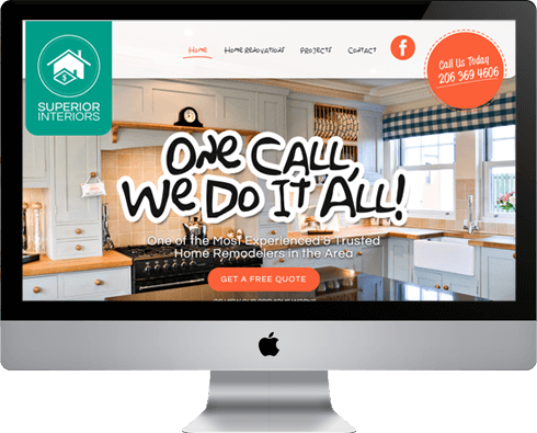Your Page Web Design